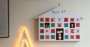 Calendrier De L Avent Maison : la maison de l avent calendrier diy 2 minireyve ~ Preciouscoupons.com Idées de Décoration