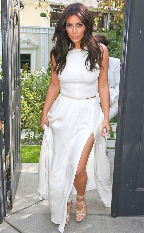Find Out Why Kim Kardashian Went Back to Brunette - E! Online