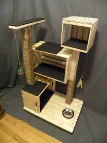 how to build a cat tower 25 best ideas about diy cat tree on diy cat