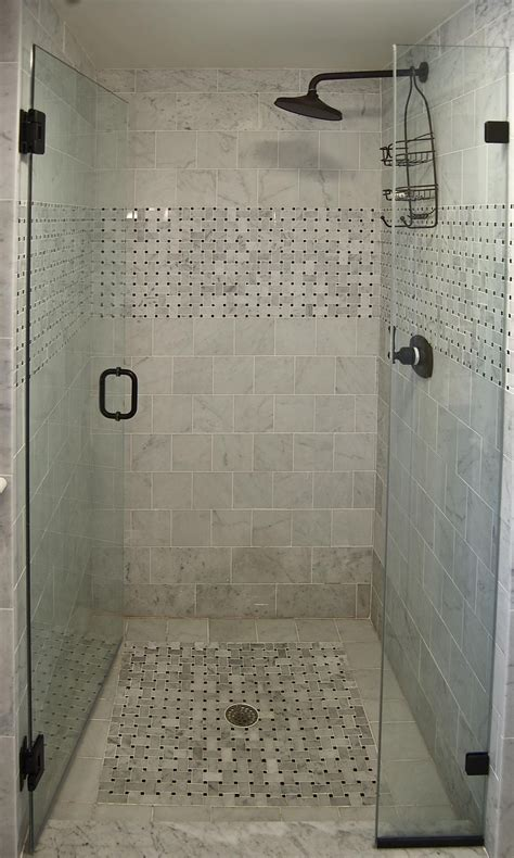 30 shower tile ideas on a budget mike s bathrooms