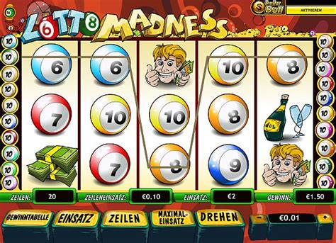 lotto madness spielautomaten casinode