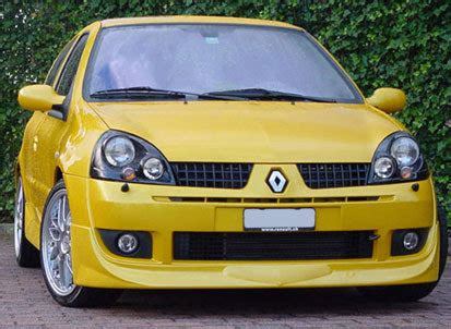 renault clio tuning twin headlights  sale  wexford