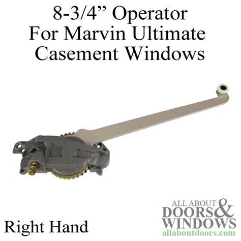 marvin ultimate casement window operator   rh