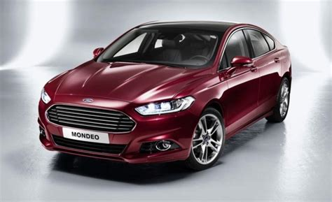 2017 Ford Mondeo Important Facets And Changes