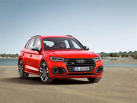 Audi Sq5 Specs  2017, 2018 Autoevolution
