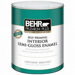 behr premium plus 1 qt ultra pure white semi gloss enamel With kitchen colors with white cabinets with semi truck stickers