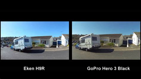gopro hero  black  eken hr budget camera surprising