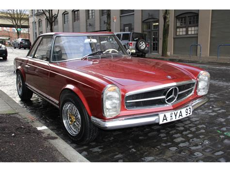 The original idea was suggested by american importer max hoffman. 1964 Mercedes-Benz 230SL for Sale | ClassicCars.com | CC ...