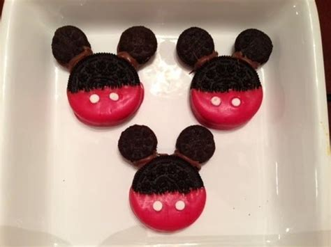 mickey mouse cookies youtube