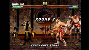 Mortal Kombat Trilogy (PSX) - Longplay as Scorpion - YouTube