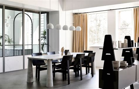 colorful trends   modern dining tables