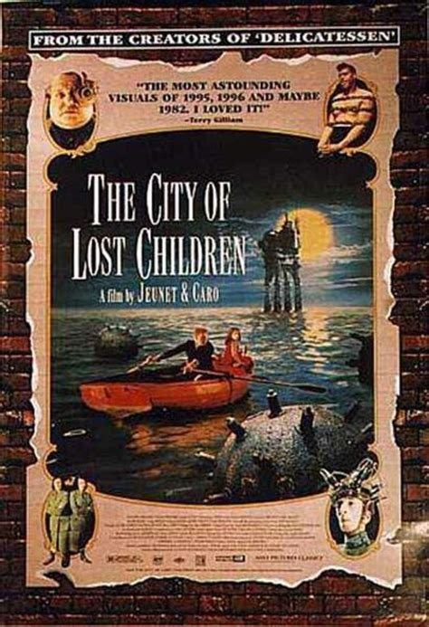 city  lost children poster city  lost children cover