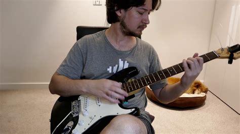 Popular Guitar Riffs In One Take - YouTube
