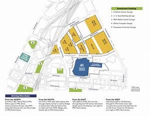 Ppg Paints Arena Parking Guide  Tips  Maps  Deals