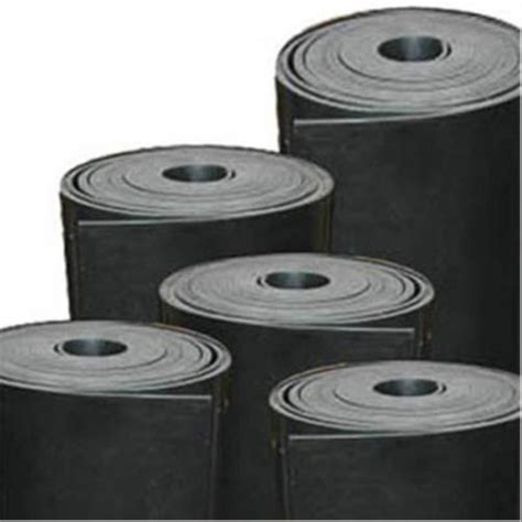 black natural rubber sheet thickness   mm packaging type roll rs  kg id