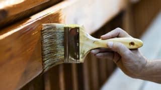 expert tips  staining  deck consumer reports