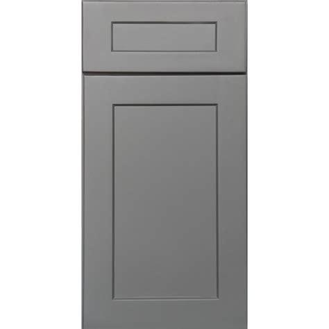 Galley Style Kitchen Design Ideas - shaker gray cabinet door sle kitchen cabinets