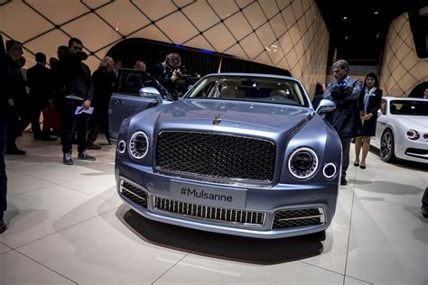 bentley geneva geneva 2016 bentley mulsanne