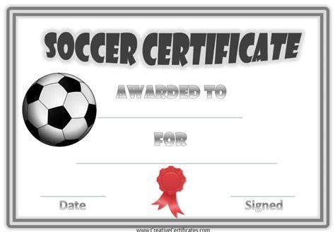 editable soccer certificates customize