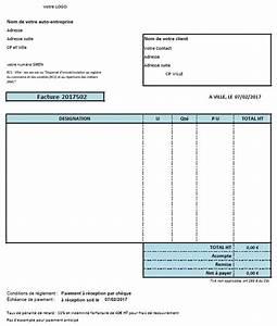 Devis Auto : devis et facture auto entrepreneur gratuit ~ Gottalentnigeria.com Avis de Voitures