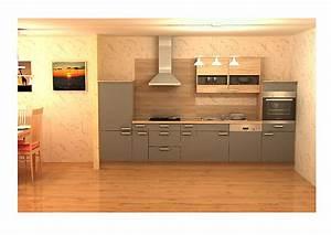 Küchenzeile 360 Cm : sonstige musterk che individuell planbar ausstellungsk che in von ~ Indierocktalk.com Haus und Dekorationen