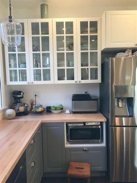 lights cabinets kitchen best 25 bodbyn grey ideas on ikea bodbyn 7080