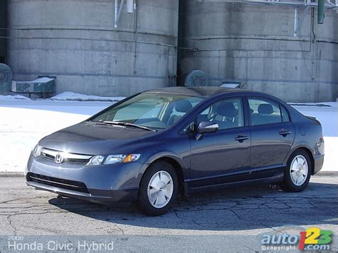 2008 Honda Civic Hybrid Review