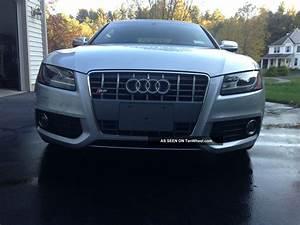 Audi S5 4 2l 356ch : 2010 audi s5 coupe 4 2l v8 prestige ~ Medecine-chirurgie-esthetiques.com Avis de Voitures