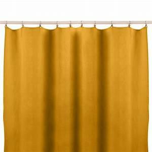 Rideau De Perles Ikea : rideau lin jaune moutarde ~ Dailycaller-alerts.com Idées de Décoration