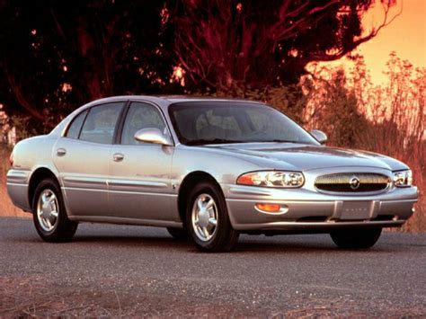 buick lesabre information