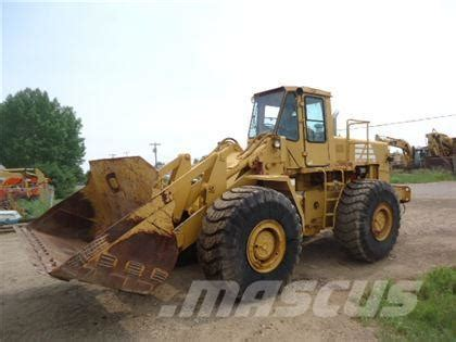 Fiat Allis Wheel Loader by Used Fiat Allis Fr20 Wheel Loader Wheel Loaders Year