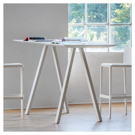 bar bureau arki table haute pedrali table bar bureau design