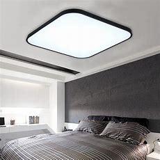 30w Led Ceiling Light Flush Mount Dimming Fixtures Lamp