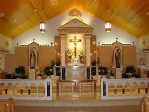 Catholic Church Altar Designs | www.imgkid.com - The Image ...