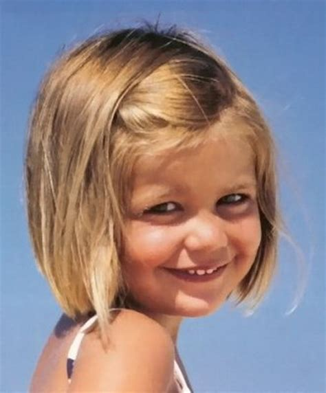 short haircuts for girls kids