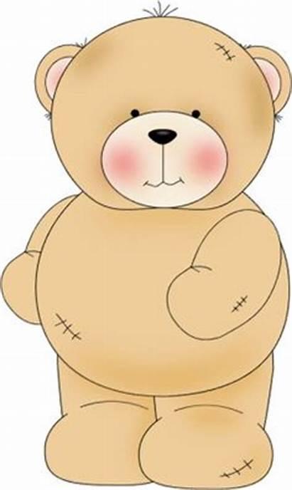 Teddy Bear Clip Clipart Clipartix Heart Cartoon