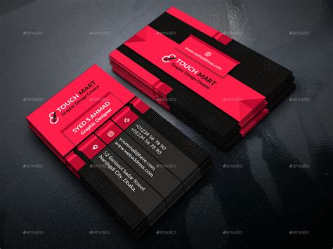 business card  graphic forest graphicriver