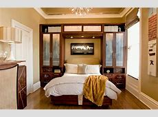 Decorating a tiny master bedroom, very small master