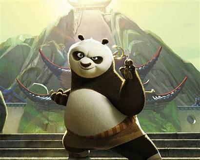 Panda Animation Dreamworks Kungfu Animated Anime Cartoon