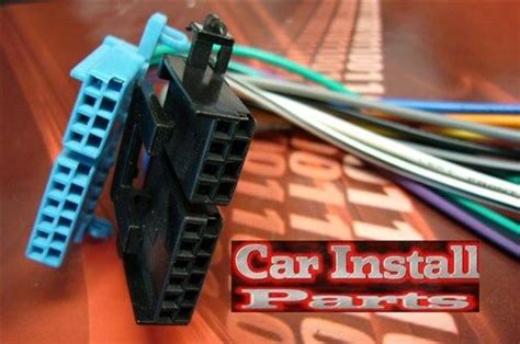 And Subwoofer Wiring Diagram Chevy Truck by Chevy Oem Stock Radio Wire Harness 1988 2005 Ebay