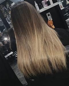 Ombré Hair Chatain : ombr hair en ch tain blond soleil coiffeur pour femme paris ~ Nature-et-papiers.com Idées de Décoration