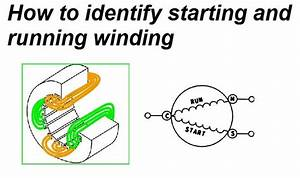 How To Check Single Phase Motor Winding