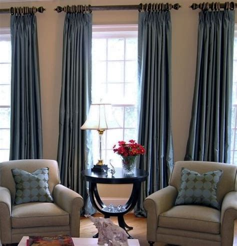 The Amazing Living Room Window Curtains Intended For Home