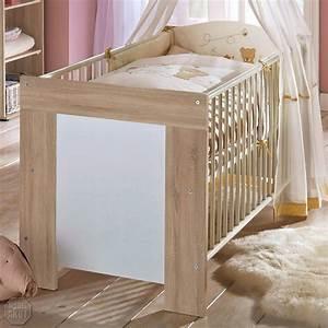 Babybett Sonoma Eiche : babybett michi kinderbett juniorbett sonoma eiche s gerau wei ebay ~ Indierocktalk.com Haus und Dekorationen