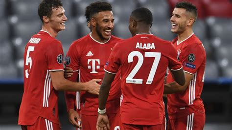 Get our new champions league kit! Spielbericht | FC Bayern - Atletico | 21.10.2020