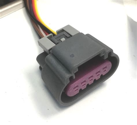 Gm Maf Wiring by 5 Wire Maf Sensor Wiring Connector Ls3 Ls7 Pigtail Gm Mass