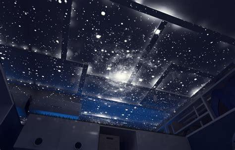 ciel étoilé chambre ciel étoilé lumineux dans une chambre d 39 enfant picslovin