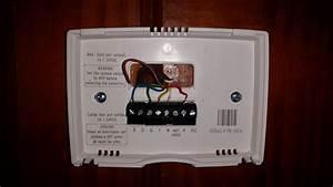 Help W   Wiring  Honeywell Rthl2310  Rthl221 Series  System