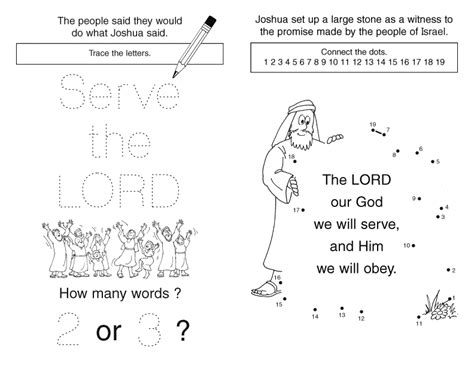 testament bible lessons for children s worship