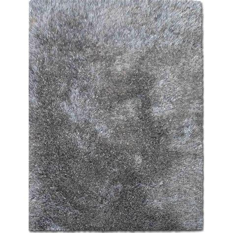 5x7 grey rug woven shag grey grey polyester 5x7 6 area rug